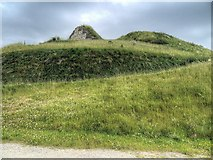 NZ2377 : The Face of Northumberlandia by David Dixon