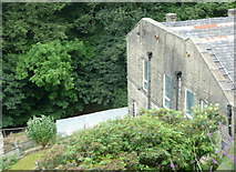 SE0328 : Jowler Mill, Luddenden, Warley by Humphrey Bolton