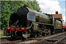 TQ4023 : Steaming in the sun by Peter Trimming
