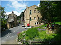 SE0426 : High Street, Luddenden by Humphrey Bolton