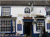 SU4208 : The Lord  Nelson, Hythe by Alex McGregor
