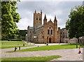 SX7467 : Buckfast Abbey church by Derek Voller