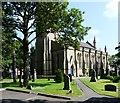 SJ9391 : St Mark's, Bredbury & Woodley by Gerald England
