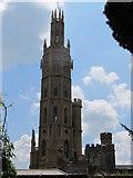 TQ6349 : Hadlow Tower, Hadlow Kent by Richard Rogerson