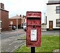 SJ9594 : E II R postbox SK14 22 by Gerald England