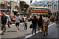 TQ2980 : Regent Street Bus Cavalcade - 2014 by Peter Trimming