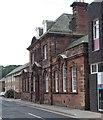 NX9717 : Edwardian public library building, Whitehaven by Julian Osley