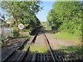 SN6312 : Ammanford (GW) railway station (site), Carmarthenshire by Nigel Thompson