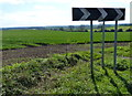 TF0816 : South Lincolnshire countryside viewed from Swallow Hill by Mat Fascione