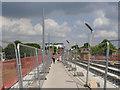 SK5638 : On Wilford Bridge by Alan Murray-Rust