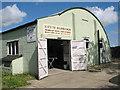 TM4078 : Restored RAF/USAAF building by Evelyn Simak