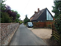 TR1859 : Spring Lane, Fordwich by Chris Whippet