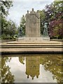 SD8530 : War Memorial, Towneley Park by David Dixon