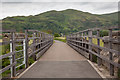 NS8595 : Bridge over the River Devon by Doug Lee
