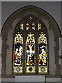TM3961 : Stained Glass Window of St.Mary Magdalene Church by Adrian Cable