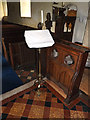 TM3961 : 2nd Lectern of St.Mary Magdalene Church by Adrian Cable