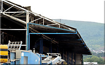 J3272 : The South Stand, Windsor Park, Belfast - July 2014(1) by Albert Bridge