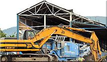 J3272 : Windsor Park football ground, Belfast -  July 2014(1) by Albert Bridge