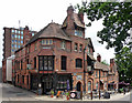SK5639 : Mortimer House, Castle Road, Nottingham by Stephen Richards