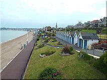 SY6880 : Greenhill Gardens, Weymouth by Malc McDonald