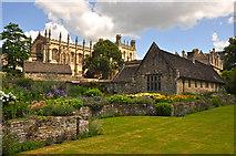 SP5105 : Oxford : War Memorial Gardens by Lewis Clarke
