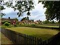 TL6669 : Estate Cottages, Chippenham by Bikeboy