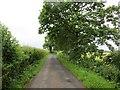 SJ6280 : School Lane, Higher Whitley by Richard Webb