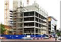 "J3374 : Block ""B"", University of Ulster site, Belfast - July 2014(1) by Albert Bridge"