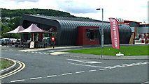 NS3174 : Costa Coffe, Port Glasgow by Thomas Nugent