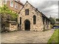SE6051 : St Crux, Parish Hall of All Saints' Pavement by David Dixon