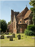TL9925 : St Mary-at-the-Walls, Colchester by Julian Osley