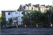 SH5730 : Royal St. Davids Hotel to be demolished by Arthur C Harris