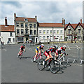 SE7871 : Malton Festival of Cycling, 2014 by Pauline E