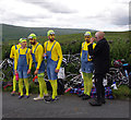 SD9479 : Tour de France 2014 - spectators by Ian Taylor