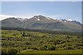 NN2182 : View towards Aonach Mòr by Nigel Brown