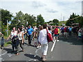 SE1019 : The Tour de France at Blackley - after the race has passed by Humphrey Bolton