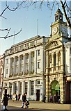 SO5140 : Lloyds bank, High Town, Hereford by Flying Stag