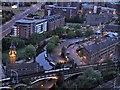 SJ8397 : Castlefield Canal Basin by David Dixon