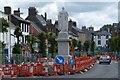 NY1230 : Cockermouth town centre by Julian Osley