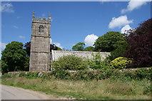 SW5435 : St Erth Parish Church by Bill Boaden