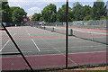 TQ2882 : Tennis courts, Regent's Park by Stephen McKay