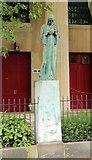 TQ3377 : St George, Wells Way - War Memorial WWI by John Salmon
