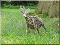 SU6178 : Deer on the Run by Bill Nicholls