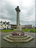 NZ4349 : Seaham War Memorial by John Lucas