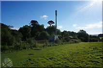 SX5756 : Communication Mast by jeff collins