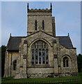 SE9136 : St Nicholas Church, Newbald by Ian S