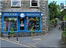 NY3704 : The Silver Moon Ambleside by Steve Houldsworth