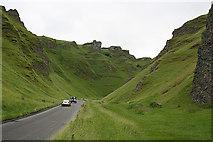 SK1382 : Winnats Pass by Anne Burgess