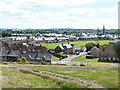 NT7234 : View over Kelso by Oliver Dixon