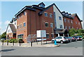 SO7193 : Northgate Health Centre, Bridgnorth by Jaggery